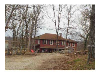 Franklin County Single Family Home For Sale: 2146 Wrights Lodge