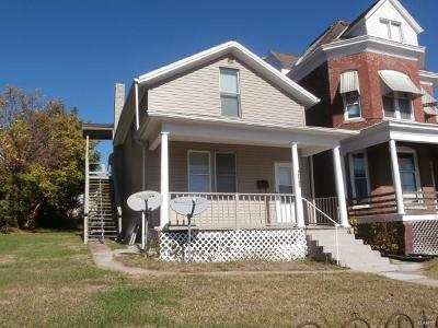 Hannibal MO Single Family Home For Sale: $59,900