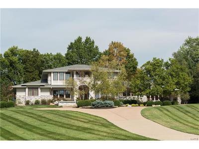 Creve Coeur Single Family Home For Sale: 17 Balcon Estates