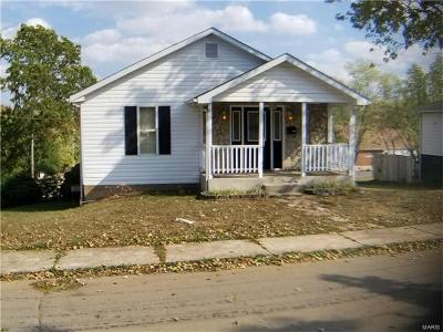Bonne Terre MO Single Family Home For Sale: $74,900