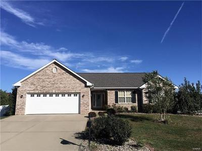 Maryville Single Family Home For Sale: 2912 Cambridge