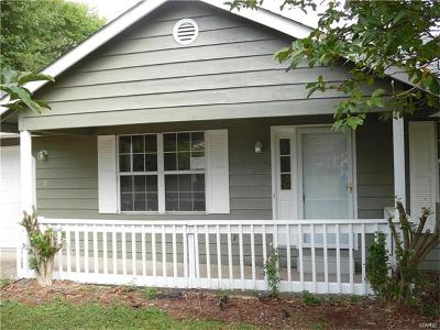 Collinsville Single Family Home For Sale: 15 White Lily Drive