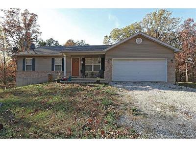 Bonne Terre MO Single Family Home Contingent No Kickout: $139,900