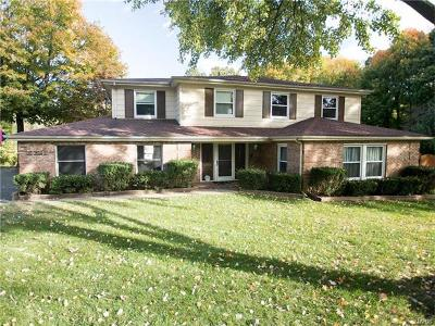Belleville Single Family Home For Sale: 209 Bluff Drive