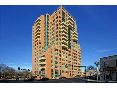 Clayton Condo/Townhouse For Sale: 8025 Maryland Avenue #9C