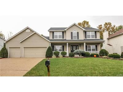 Dardenne Prairie Single Family Home For Sale: 7145 Heartland