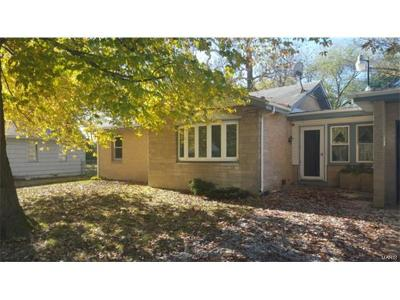 Godfrey IL Single Family Home For Sale: $59,999