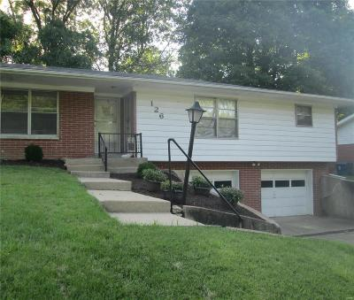 Fairview Heights Multi Family Home For Sale: 126 Union Hill Road