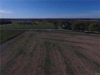New London MO Farm For Sale: $135,000