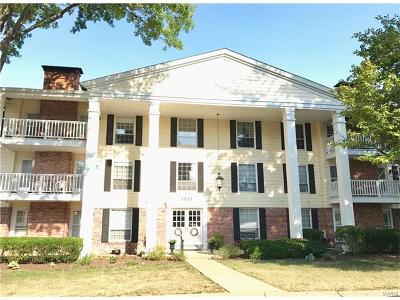 Chesterfield Condo/Townhouse For Sale: 1511 Hampton Hall Drive #23