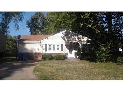 Single Family Home For Sale: 6051 Jackson Avenue