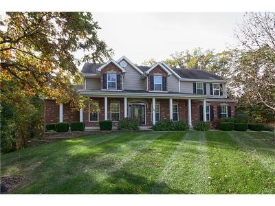 St Charles County Single Family Home For Sale: 49 Schaper Oaks