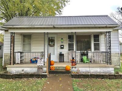 Park Hills, Desloge Single Family Home For Sale: 707 Dix