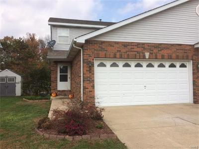 Edwardsville Single Family Home For Sale: 725 Slippery Rock Drive