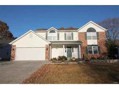 Fenton Single Family Home For Sale: 1212 Montevale Court