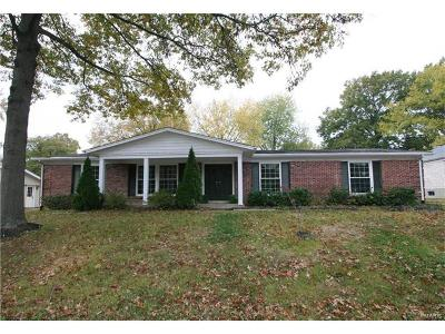 Ballwin Single Family Home For Sale: 271 Baxter Road