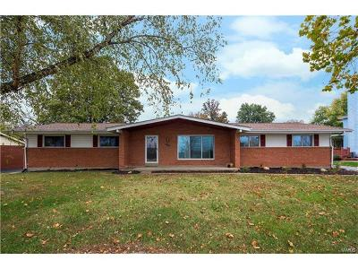 Ballwin Single Family Home For Sale: 509 Kehrs Mill Road