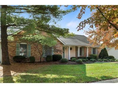 Chesterfield Single Family Home For Sale: 14720 Chesterfield Trails