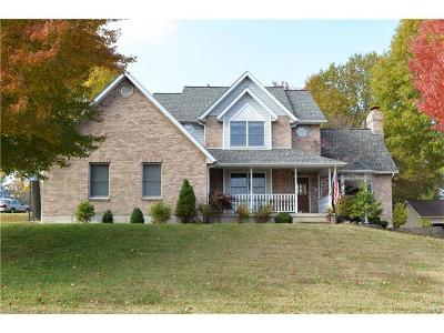 Franklin County Single Family Home For Sale: 12 Brookshire Lane