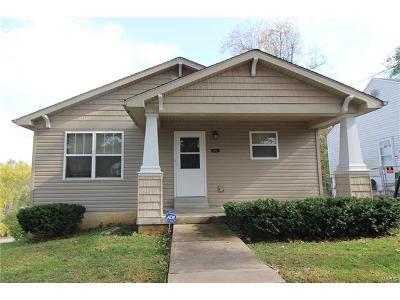 Single Family Home For Sale: 800 Elliott Avenue