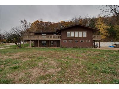 Pacific Single Family Home For Sale: 1930 State Road F