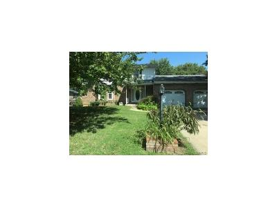 Troy IL Single Family Home For Sale: $185,000