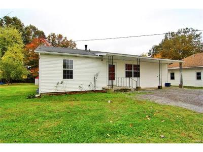 Scott County Single Family Home For Sale: 1125 East Olive Street