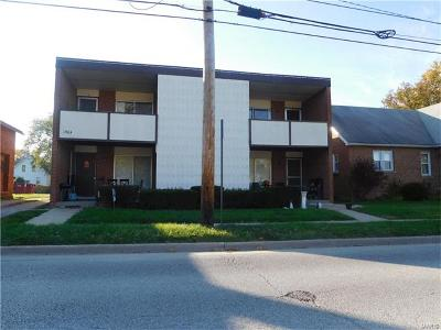 Multi Family Home For Sale: 1504 Poplar Street #4