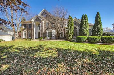 Chesterfield Single Family Home For Sale: 1318 Countryside Manor Court