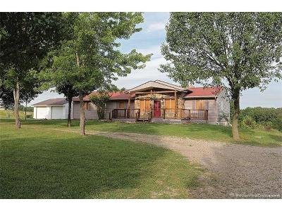 Bollinger County Single Family Home For Sale: 4 Box 179a, Hwy 34e