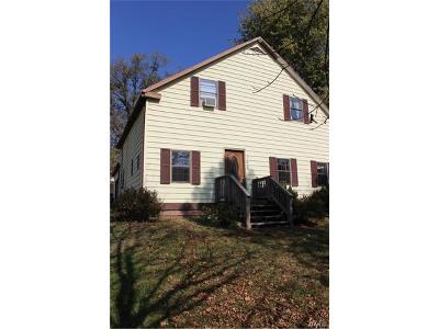 Marthasville Single Family Home For Sale: 100 North Two Street