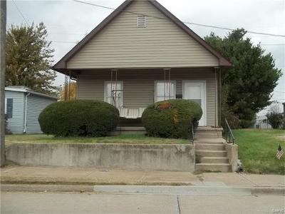 Granite City Single Family Home For Sale: 3116 West 20th