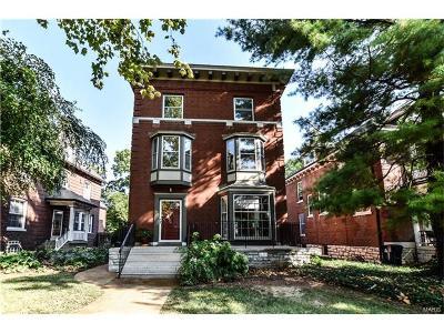 University City Single Family Home For Sale: 6341 Washington Avenue