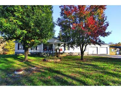 Scott County Single Family Home For Sale: 2576 Roth Drive