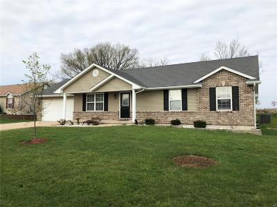 Troy Single Family Home For Sale: 192 Palace Way Drive