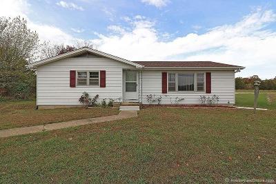 Farmington Single Family Home For Sale: 1619 Highway Aa