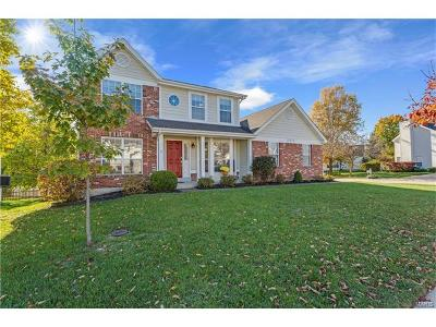 Chesterfield MO Single Family Home Option: $417,500
