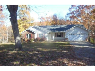 Troy Single Family Home For Sale: 2125 Deer Run Meadows Court