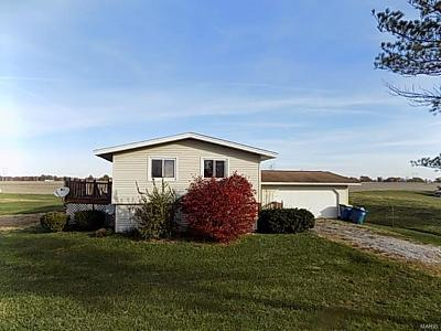 Edwardsville Single Family Home For Sale: 1318 Carribean