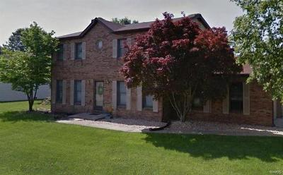 Swansea IL Single Family Home For Sale: $174,900