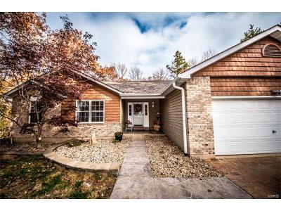Marthasville Single Family Home For Sale: 1629 King Arthur Drive