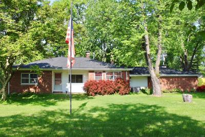 Fairview Heights Single Family Home For Sale: 9800 Richfield Road
