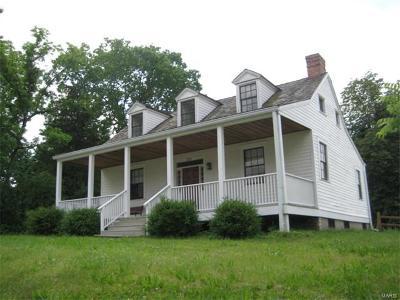 Florissant Single Family Home For Sale: 280 Washington Street