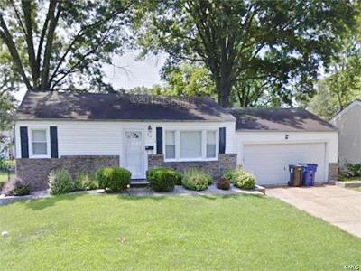 Affton Single Family Home For Sale: 6326 Vita Drive