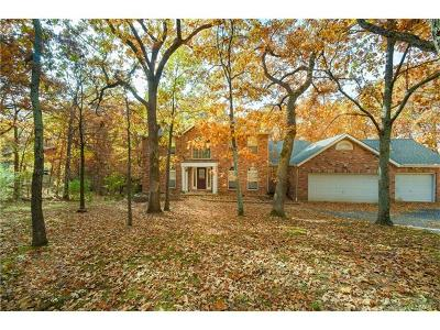 Wildwood Single Family Home For Sale: 3243 Johns Cabin