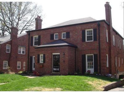 University City Multi Family Home For Sale: 7830 Delmar