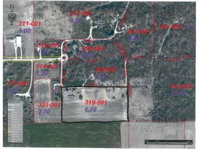 Residential Lots & Land For Sale: Mettlerville Lane