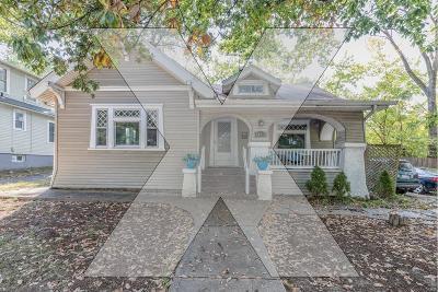 University City Single Family Home For Sale: 1411 Mount Vernon Avenue