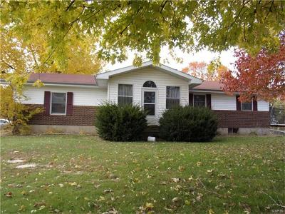 New London MO Single Family Home For Sale: $175,000