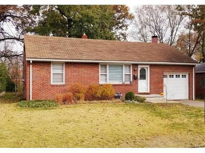 Alton IL Single Family Home For Sale: $87,900